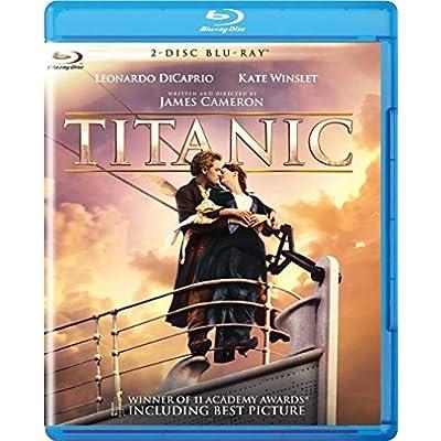 タイタニック <2枚組> [Blu-ray]