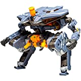 核誠治造 ROBOT BUILD RB-05 CARBE 棘蟹 (ユニバーサルカラーVer) 全高約130mm ABS…