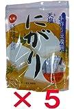 天塩 手作り豆腐用 にがり<12.5ml×12袋> 5ヶセット