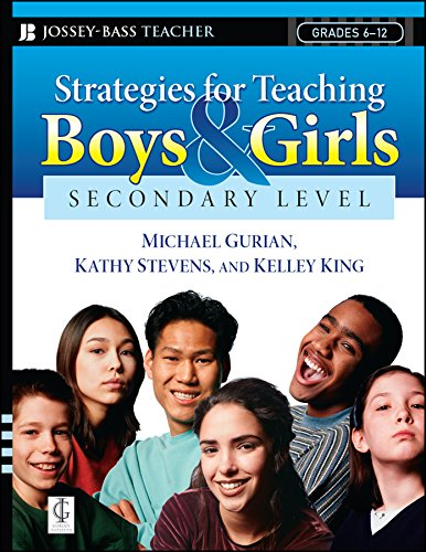 Download Strategies for Teaching Boys and Girls -- Secondary Level: A Workbook for Educators 0787997315