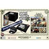 【限定】 Grand Theft Auto V グランドセフトオート5 コレクターズエディション (北米版)