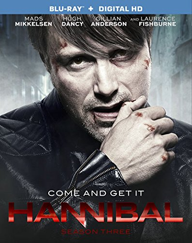 Hannibal: Season 3/ [Blu-ray] [Import]