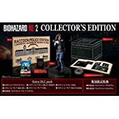 BIOHAZARD RE:2 Z Version COLLECTOR'S EDITION  【Amazon.co.jp限定】オリジナルカスタムテーマ 配信 - PS4