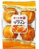 マルキン ヨード卵マフィンケーキ(4個)×8個