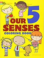 Our 5 Senses Coloring Book (Dover Coloring Books for Children)