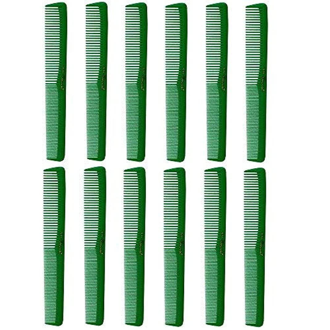 広告する突然のバスルームBarber Beauty Hair Cleopatra 400 All Purpose Combs (12 Pack) 12 x SB-C400-GREEN [並行輸入品]