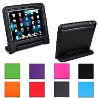 アダマントiPad miniケース子供用Proofライト重量耐衝撃保護ケースConvertibleキャリーハンドルキックスタンドfor Ipad Mini ( 1st 2nd & 3rd Generation ) 8.5L x 8W x 0.8H inches