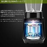 TeLife ミキサー ブラック BL-061 画像