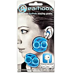 earhoox for EarPods (ブルー)