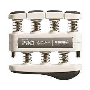 【国内正規輸入品】Prohands プロハンズ ハンド・エクササイザー PM-15003 PRO X-Heavy/Dark Gray プロ Xヘビー/ダーク・グレイ