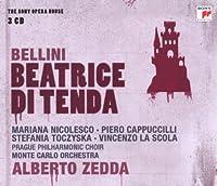 Bellini: Beatrice di Tenda - The Sony Opera House by Alberto Zedda (2009-08-04)