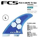 FCS2 FIN/エフシーエス2 AM PC/アルメリック LARGE PERFORMANCE CORE トライフィンセット サーフボード用フィン