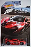 Hot Wheels 2017 Forza Motorsport McLaren P1 2/6 Red 【You&Me】 [並行輸入品]