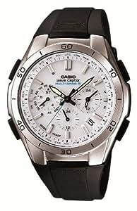 [カシオ]CASIO 腕時計 WAVE CEPTOR ウェーブセプター タフソーラー 電波時計 MULTIBAND 6 WVQ-M410-7AJF メンズ