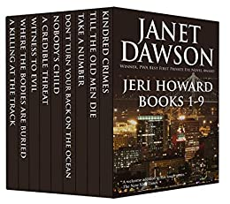 The Jeri Howard Anthology: Books 1-9 (The Jeri Howard Series) by [Dawson, Janet]