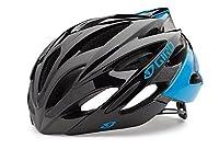 H-BIKE GIRO(ジロ) 自転車ロードヘルメット SAVANT WF(海外直送品) (M.BLACK/WHITE S)
