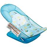 日本育児 ソフトバスチェア スプラッシュ 幅約30×奥行61.5×高さ27・31・33cm 5450002001 生後まもなく~11kg対象 お子様をやさしくお風呂に入れるためのバスチェア