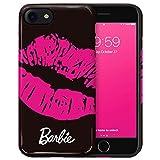 【iPhone 6 6S / アイフォン 6 6S 対応 ケース】 Barbie Bumper バービー ダブル バンパー ケース スマホ カバー Lips / リップ