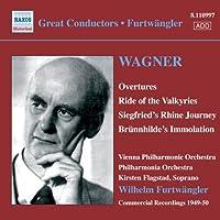 ワーグナー:序曲集(フルトヴェングラーの商業録音)