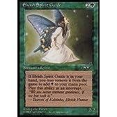 MTG 緑 英語版 Elvish Spirit Guide ALL-89 アンコモン
