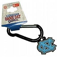 North Carolina Tar Heels NCAAチームロゴカラビナキーチェーン