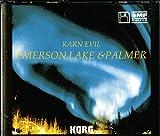 [SMF STANDARD MUSIC FILE]Emerson, Lake &Palmer(エマーソン・レイク・アンド・パーマー) KARN EVIL [3.5インチフロッピーディスク2枚組]