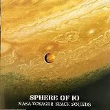 NASA ボイジャー・スペース・サウンド/木星の月 イオ/SPHERE OF IO/NASA-VOYGER SPACE SOUNDS