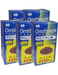協和発酵オルニチンM (6粒×25袋)×5個セット