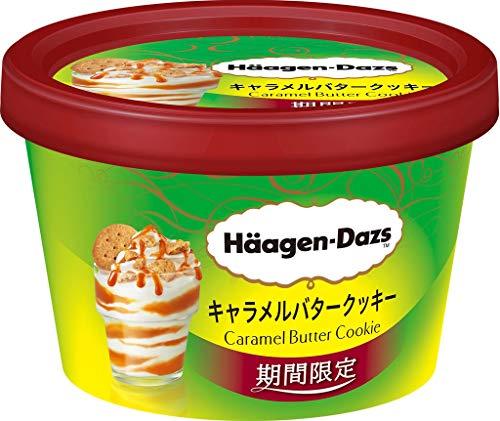 ハーゲンダッツ キャラメルバタークッキー 6個