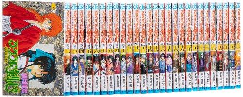 るろうに剣心全28巻 完結セット (ジャンプ・コミックス)