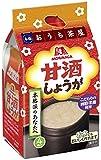 森永製菓 フリーズドライ おうち茶屋 甘酒 しょうが 4食×10袋入