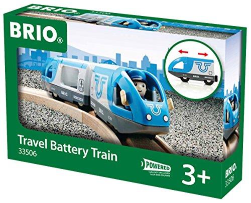 BRIO バッテリーパワートラベルトレイン 33506