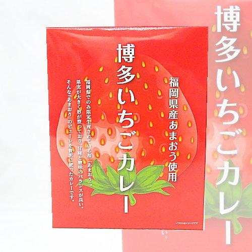 【福岡限定】博多いちごカレー