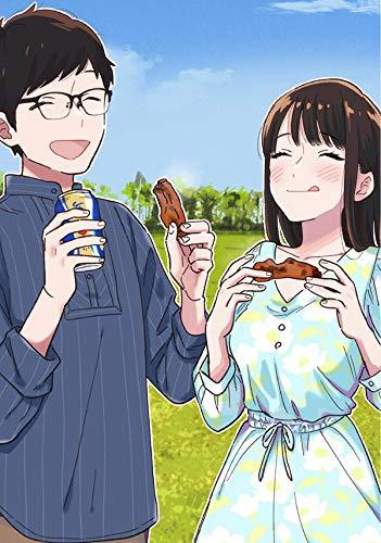 週末婚バーベキューマンガ「焼いてるふたり(1)」12月23日発売!Amazonでも予約受付開始