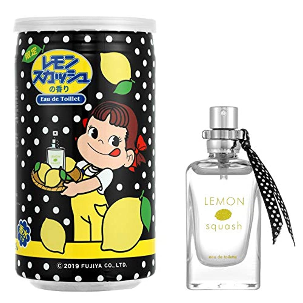不二家 レモンスカッシュの香り オードトワレ 30mL