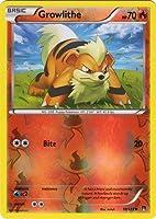Pokemon - Growlithe (10/122) - XY BREAKPoint - Reverse Holo
