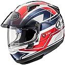 アライ(ARAI) ヘルメット アストラル-X (ASTRAL-X) カーブ (CURVE) 赤 Mサイズ 57-58CM ASTRAL-X-CURVE-RD-57 フルフェイス