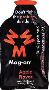 スポーツサプリメント Mag-onマグオン エナジージェル アップル 12個入り TW210151