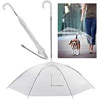 犬用 傘 わんちゃん 散歩用傘 小型犬 中型犬くらいまで 雨の日の散歩も大喜び