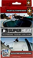 Super Heat Skateboard Trading Card Game - Starter Deck - THROW DOWN #4