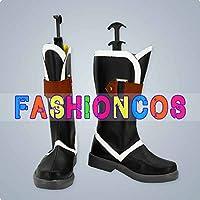 ★サイズ選択可★男性25CM UA1533 ファイナルファンタジー零式 ムツキ・チハラノ Mutsuki コスプレ靴 ブーツ