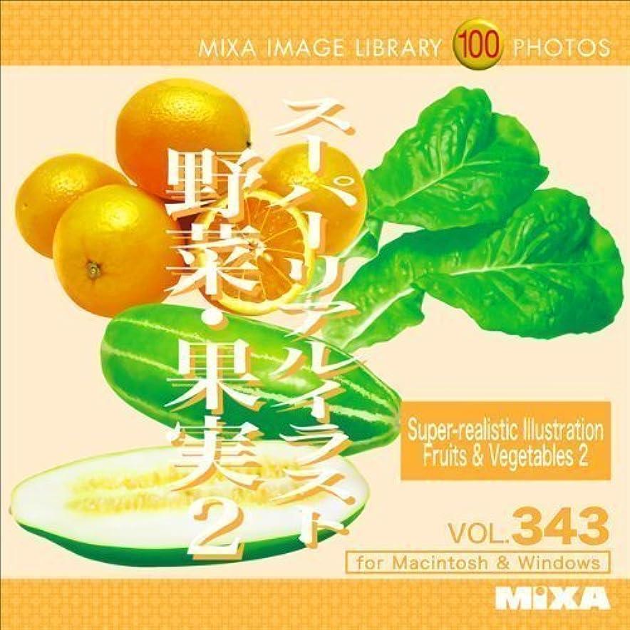 に渡って弾力性のある断線MIXA Image Library Vol.343 スーパーリアルイラスト 野菜?果実2