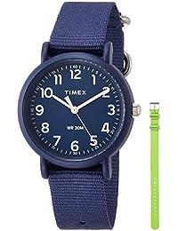 [タイメックス]TIMEX ウィークエンダー ラッシュ ネイビー TWG018400 【正規輸入品】