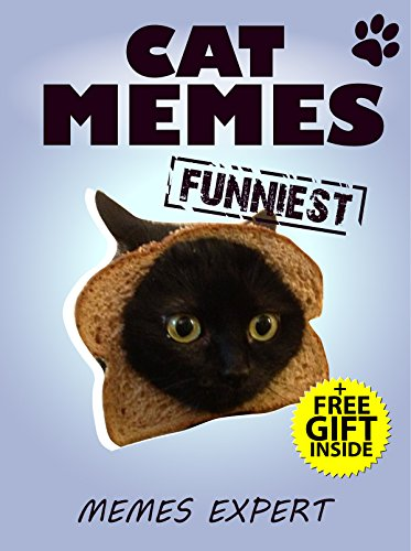Memes: Funniest Cat Memes and Jokes XL Collection (Book 4) (Memes Expert) (English Edition)