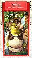 Shrek Valentines and Stickers (34) [並行輸入品]
