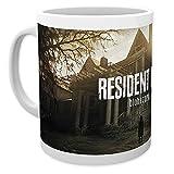 Resident Evil Biohazard Mug - Cover