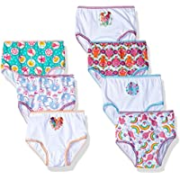 Dreamworks Toddler Girls' 7-Pack Trolls Underwear Panty