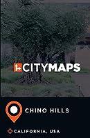 City Maps Chino Hills, California, USA
