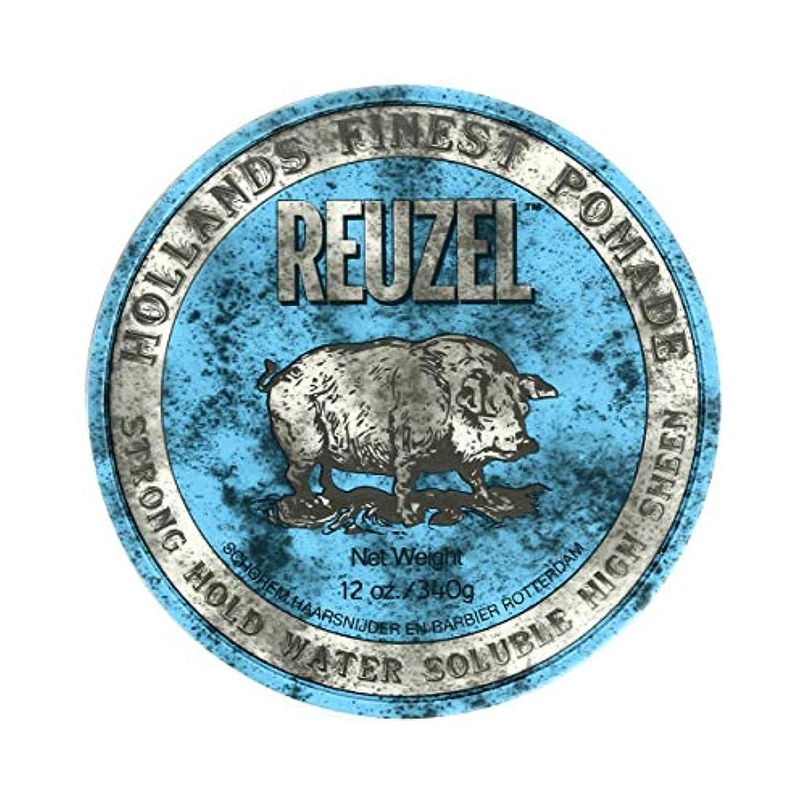 アルバニー真鍮歌詞REUZEL ルーゾー ストロングホールド水溶性ポマードハイシーン 340g[海外直送品] [並行輸入品]