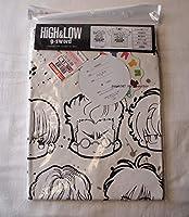 HiGH&LOWしまむら TシャツM白g-swordイラスト台紙付き